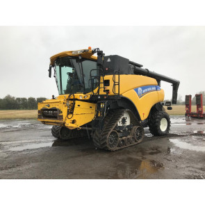 NEW HOLLAND CR9090 SL ELEVATION COMBINE