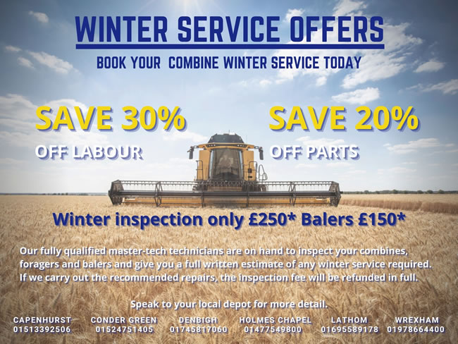 Combine Winter Service Offer